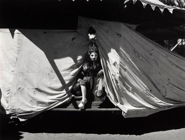 Graciela Iturbide (Mexican, b. 1942) 'Volantín, San Martin Tilcajete, Oaxaca, Mexico' (Merry-Go-Round, San Martín Tilcajete, Oaxaca, Mexico) 1976