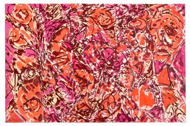 Lee Krasner (American, 1908-1984) 'Icarus' 1964