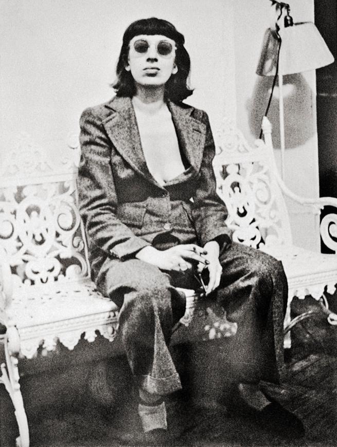Unknown photographer. 'Lee Krasner' c. 1938