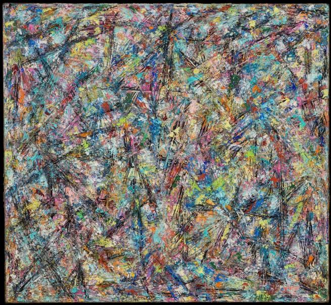 Lee Krasner (1908-1984) 'Untitled' 1946