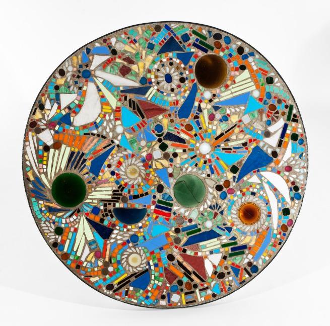 Lee Krasner (1908-1984) 'Mosaic Table' 1947
