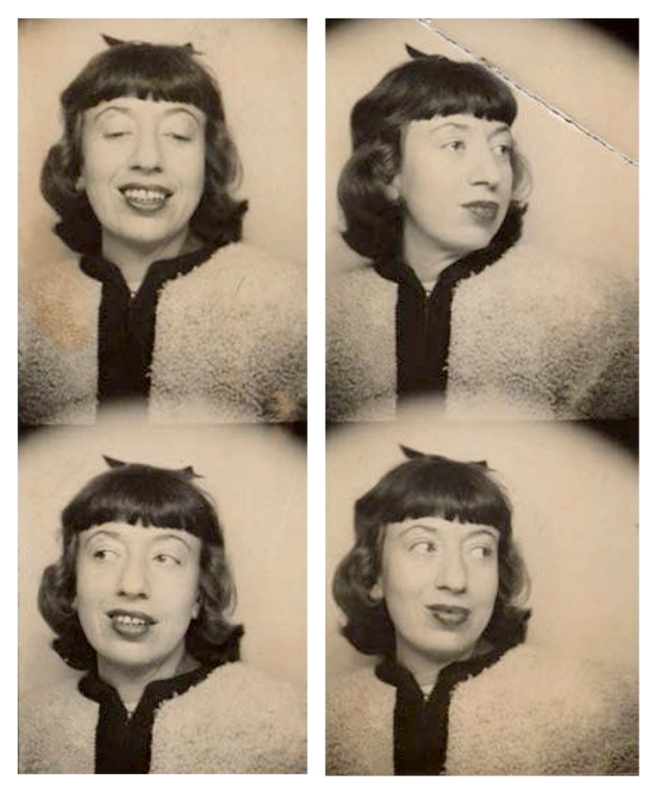 'Lee Krasner photo booth images' Nd
