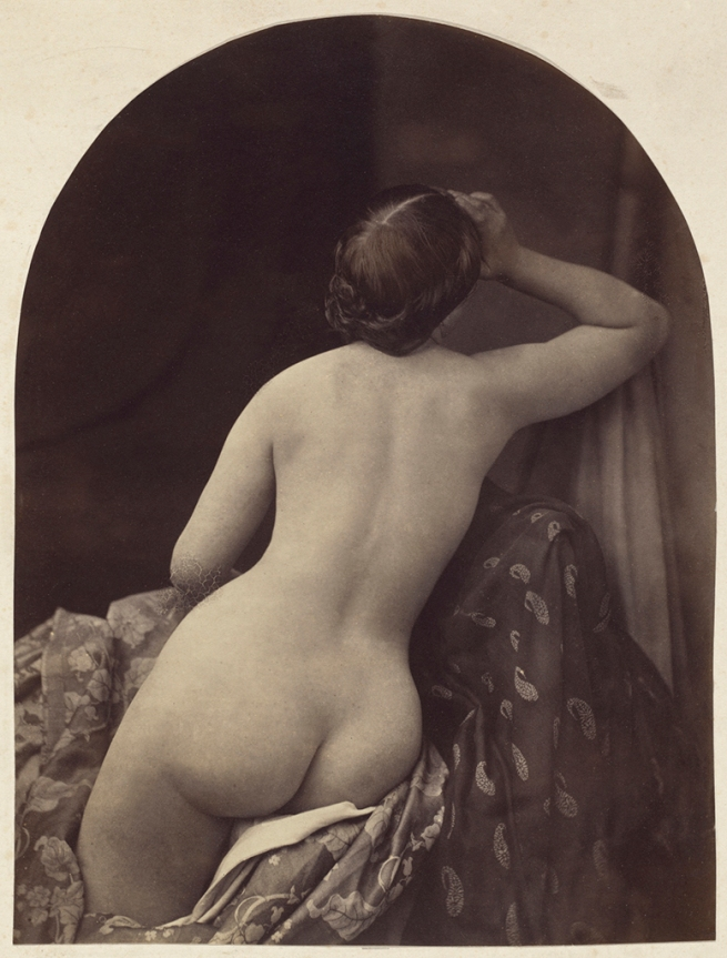 Oscar G. Rejlander (British, born Sweden, 1813-1875) 'Ariadne' 1857