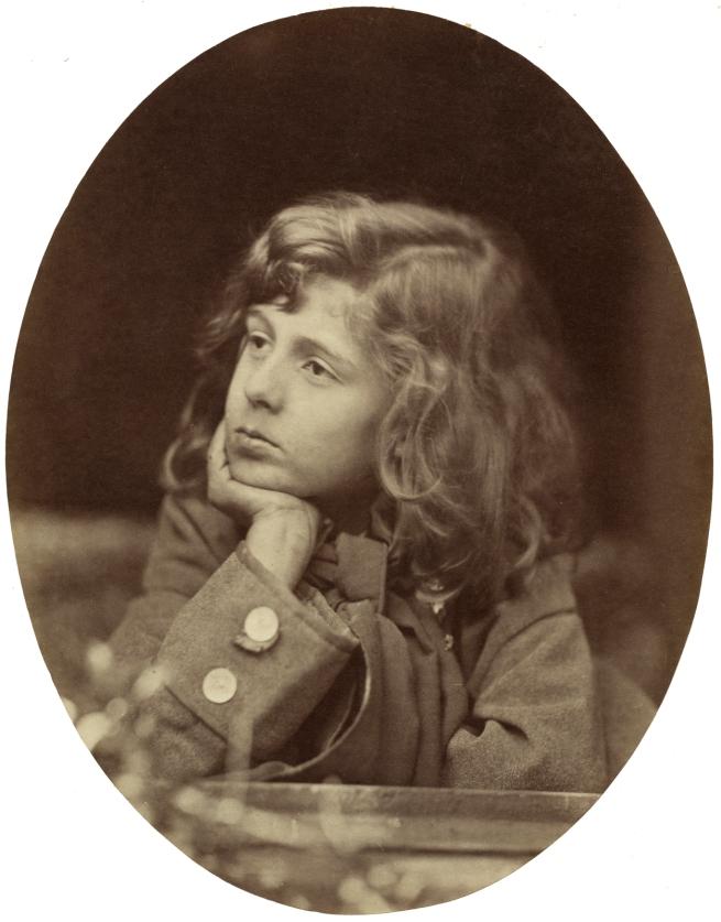 Oscar G. Rejlander (British, born Sweden, 1813-1875) 'Lionel Tennyson' c. 1863