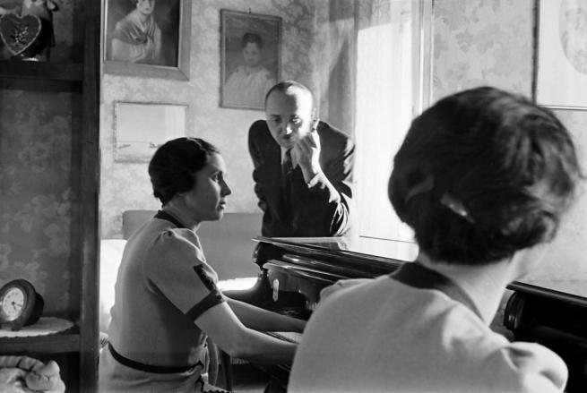 Unknown photographer. 'Hungary, Budapest VIII. Tavaszmező utca 1, Gartner Károly, writer of sipotei Golgotha' 1942