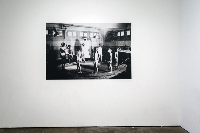 Installation view of the exhibition 'Sophie Gabrielle: Worry For The Fruit The Birds Won't Eat' at the Centre for Contemporary Photography, Melbourne