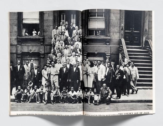 Art Kane (American, 1925-1995) 'Harlem' 1958