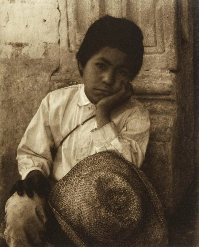 Paul Strand. 'Boy - Uruapan' 1933