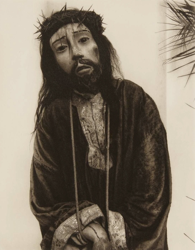 Paul Strand. 'Cristo with Thorns - Huexotla' 1933