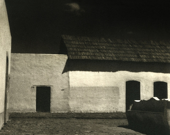 Paul Strand. 'Plaza - State of Puebla' 1933