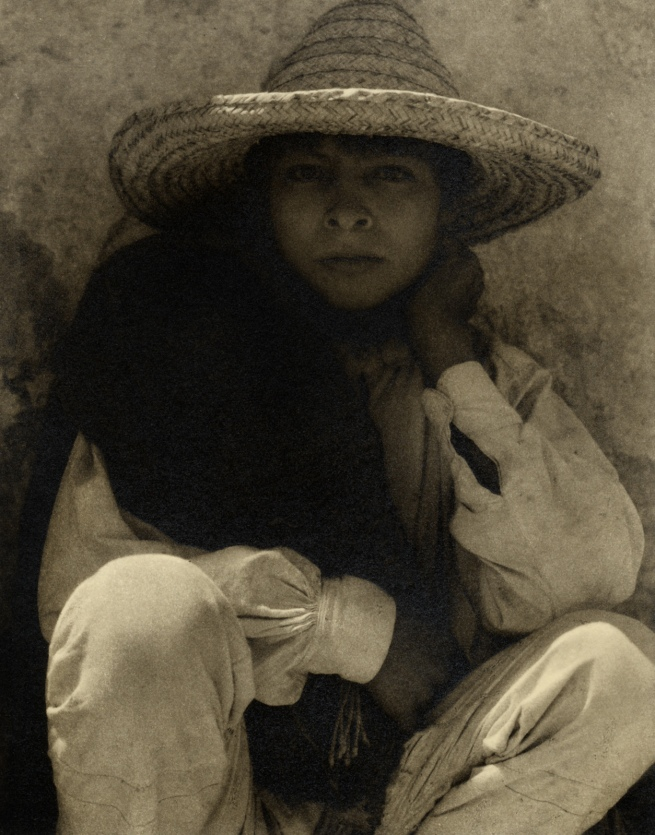 Paul Strand. 'Boy - Hidalgo' 1933