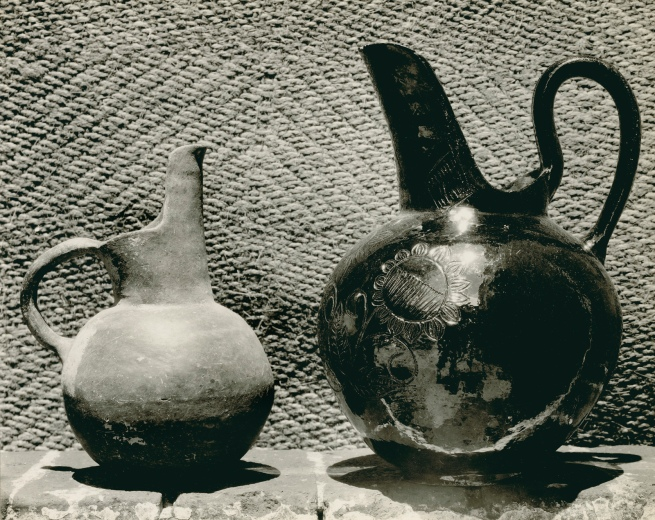 Edward Weston. 'Two clay pitchers' 1926