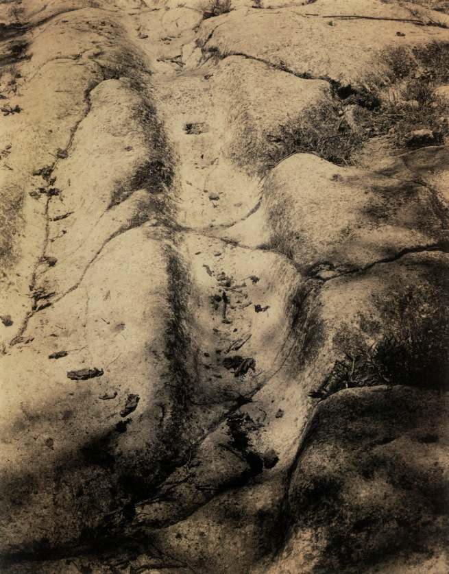 Edward Weston. 'Guadalajara, Barranca de los Oblatos: Rocky Trail' 1925