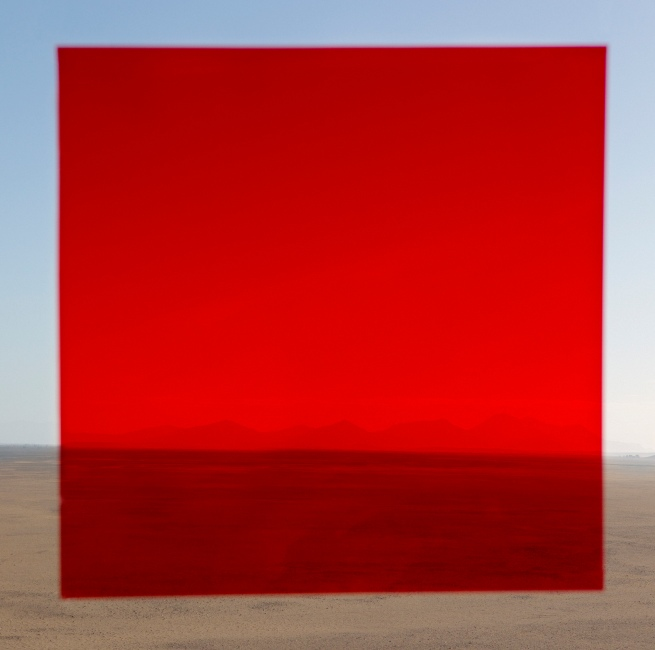 Vivianne Sassen (Dutch, born 1972) 'Red Vlei' 2014