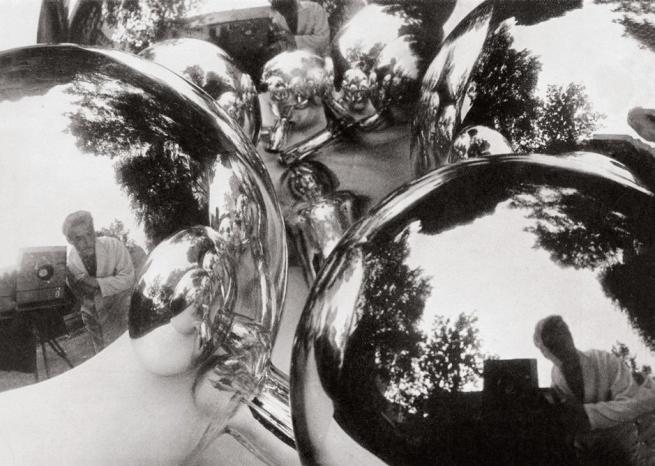 Aenne Biermann. 'Gartenkugeln' Nd