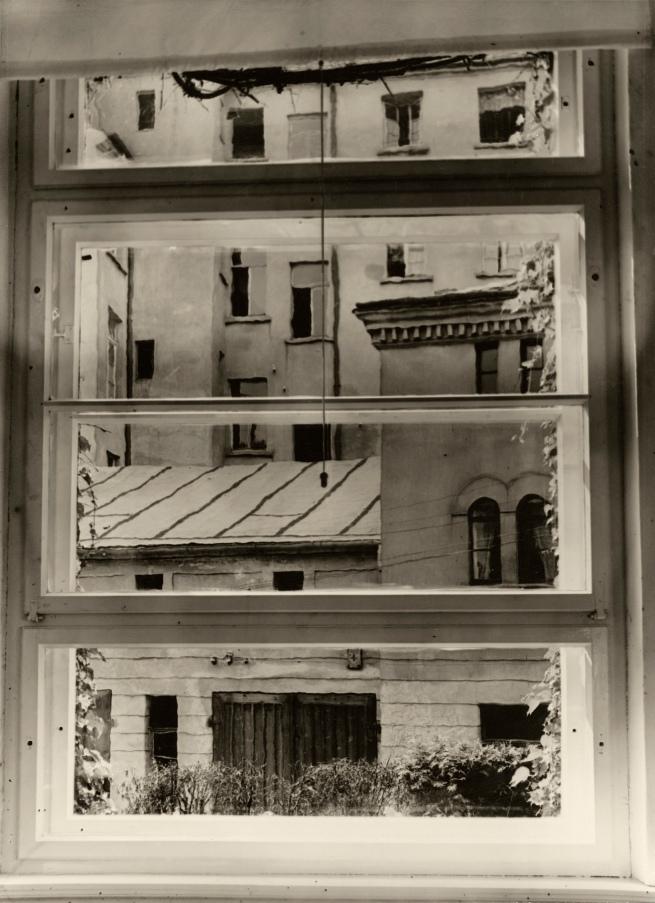 Aenne Biermann (1898-1933) 'View from my Studio Window' 1929
