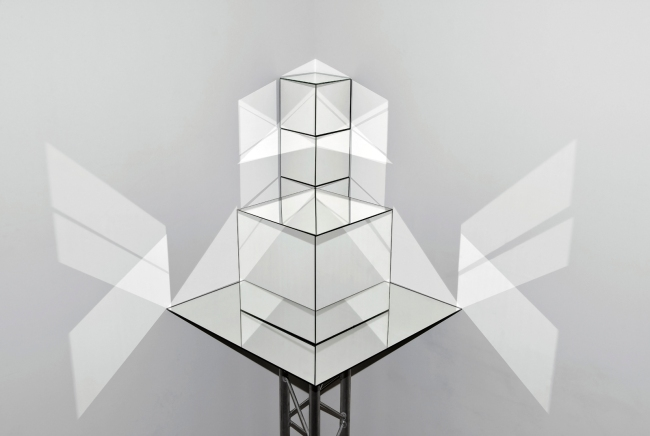 Dominique Teufen (Swiss, b. 1975) 'Flash Sculpture # 5' 2013