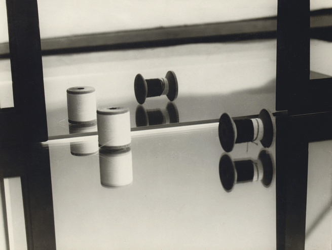 Florence Henri (French, 1893-1982) 'Composition with spools of thread' 1928