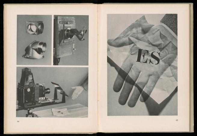 'Otto Croy: Es liegt auf der Hand, Aus: Fotomontage. Der Weg zu den Grenzen der Fotografie' 1937
