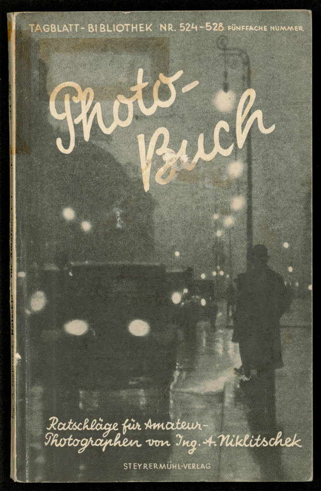 'Alexander Niklitschek: Advice for amateur photographers' 1934