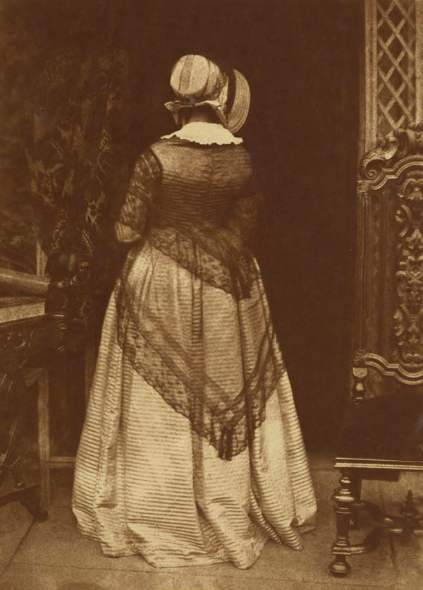 David Octavius Hill / Robert Adamson (1802–1870 / 1821–1848) 'Lady Mary Hamilton (Campbell) Ruthven' 1843