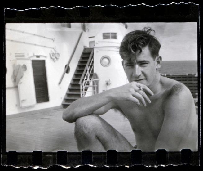 Joyce Evans(Australian, 1929-2019) 'Edward 'Woods Lloyd' Drummond' 1951