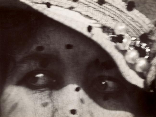 Max Burchartz(German, 1887-1961) 'Grete W. (eyes)' c. 1928