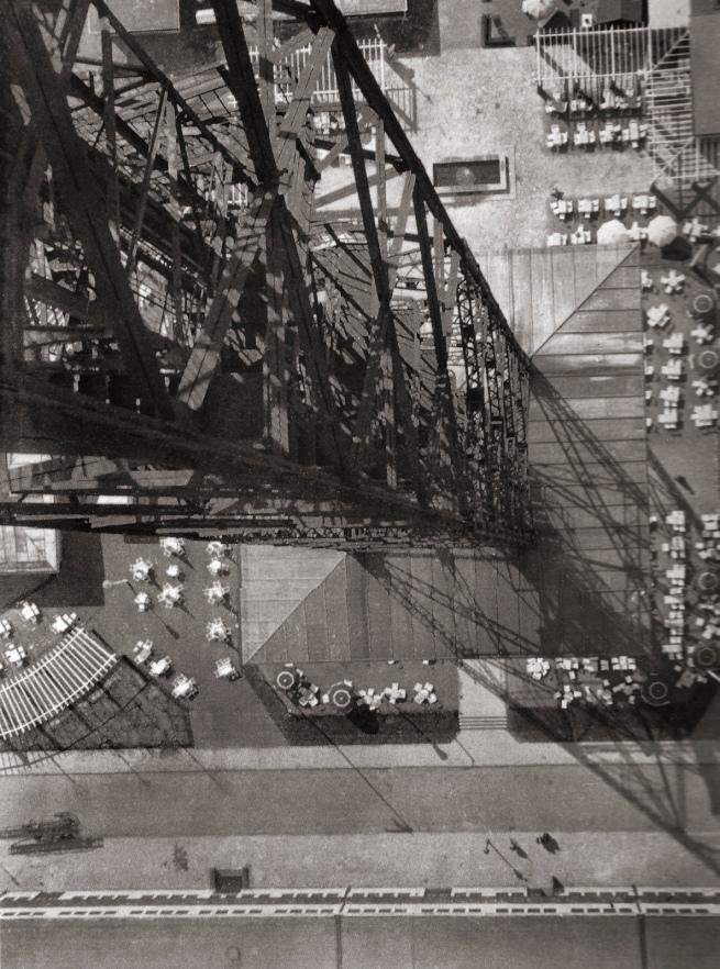 László Moholy-Nagy (Hungarian, 1895-1946) 'Radio Tower Berlin' 1925