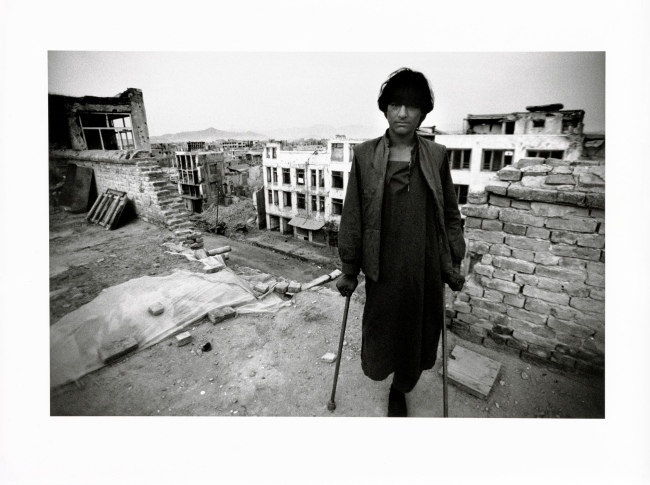 Seamus Murphy (Irish, born 1959) 'Kabul: November 1994' 1994, print 2015
