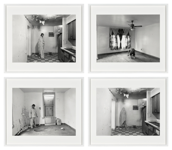 LaToya Ruby Frazier (American, born 1982) Four photographs 2010