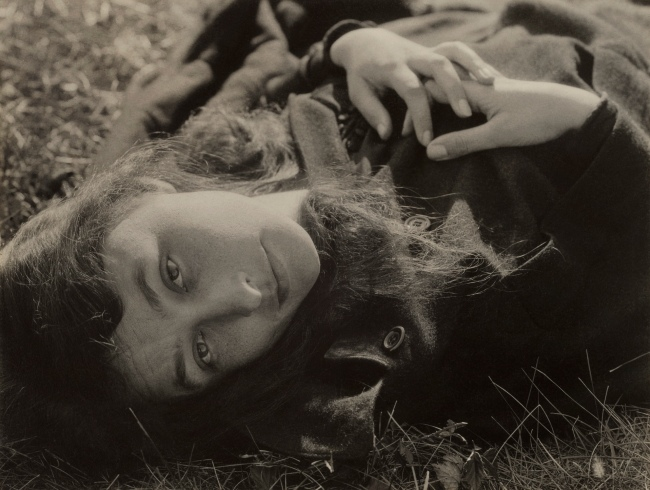 Alfred Stieglitz (American, 1864-1946) 'Georgia O'Keeffe: A Portrait' 1918