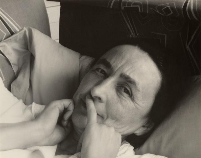 Alfred Stieglitz (American, 1864-1946) 'Georgia O'Keeffe: A Portrait' 1933