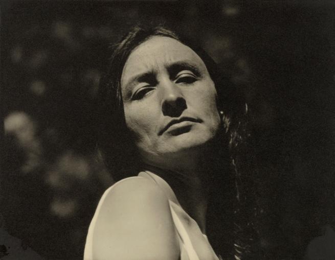 Alfred Stieglitz (American, 1864-1946) 'Georgia O'Keeffe: A Portrait' 1923
