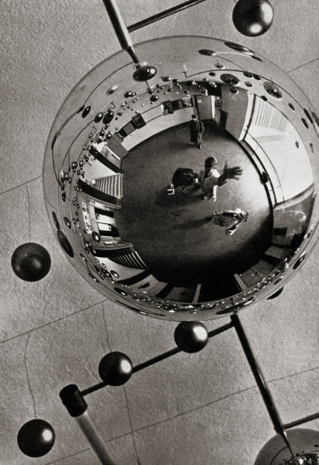 Walter Funkat (German, 1906-2006) 'Glass spheres' 1929
