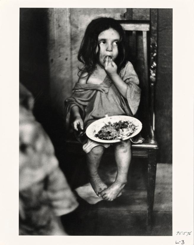Gordon Parks (American, 1912-2006) 'Isabel da Silva, Rio de Janeiro, Brazil' Negative 1961, printed later