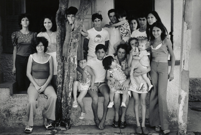 Gordon Parks (American, 1912-2006) 'Untitled (The da Silva Family), Rio de Janeiro, Brazil' Negative 1976, printed later