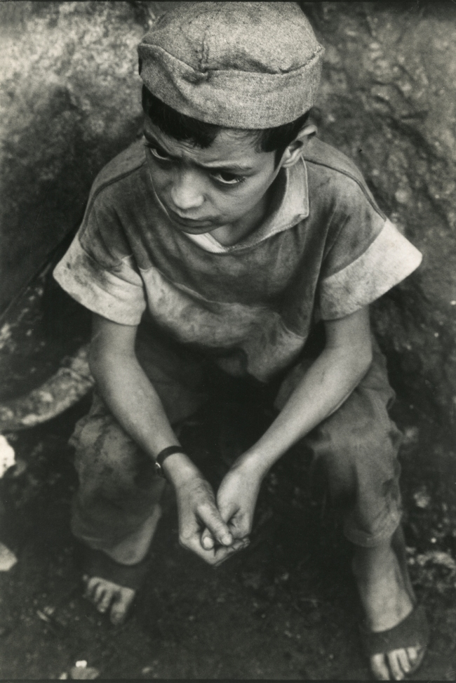 Gordon Parks (American, 1912-2006) 'Untitled (Flávio da Silva), Rio de Janeiro, Brazil' 1961