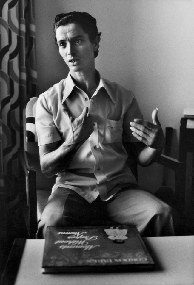 Gordon Parks (American, 1912-2006) 'Untitled (Flávio da Silva), Rio de Janeiro, Brazil' 1976