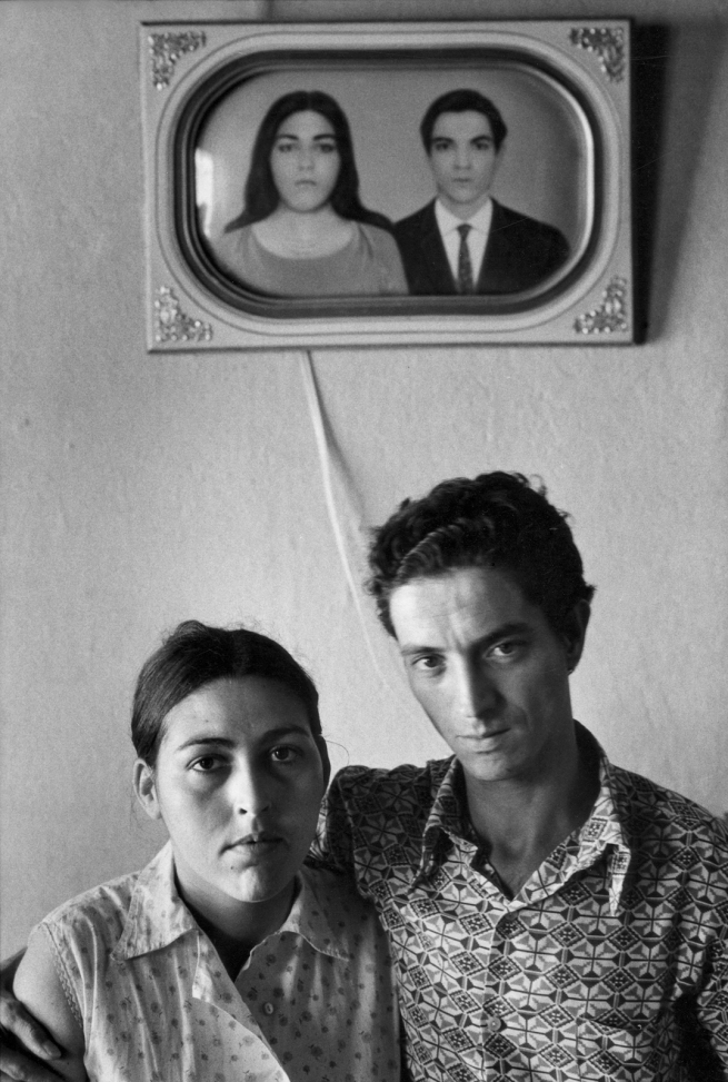 Gordon Parks (American, 1912-2006) 'Untitled (Flávio and Cleuza da Silva), Rio de Janeiro, Brazil' 1976