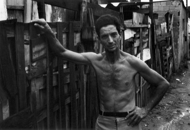 Gordon Parks (American, 1912-2006) 'Untitled (Flávio da Silva), Rio de Janeiro, Brazil' 1999