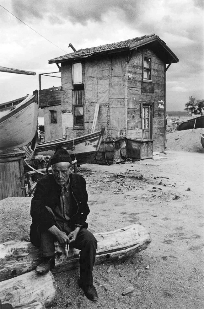 Ara Güler (Turkish, 1928-2018) 'Büyükdere' 1972