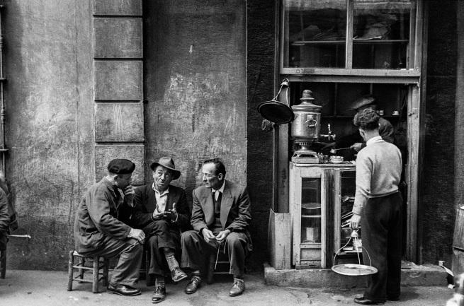Ara Güler (Turkish, 1928-2018) 'Hazzopulo Pasajl, Beyoglu [Hazzopulo Passage, Beyoglu]' 1958