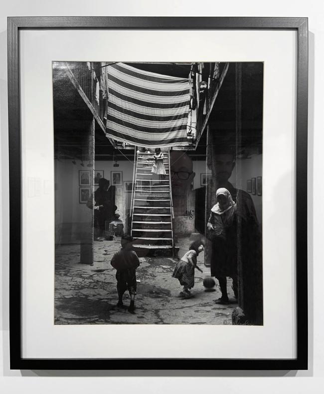 Ara Güler (Turkish, 1928-2018) 'Tophane' (installation view) 1954