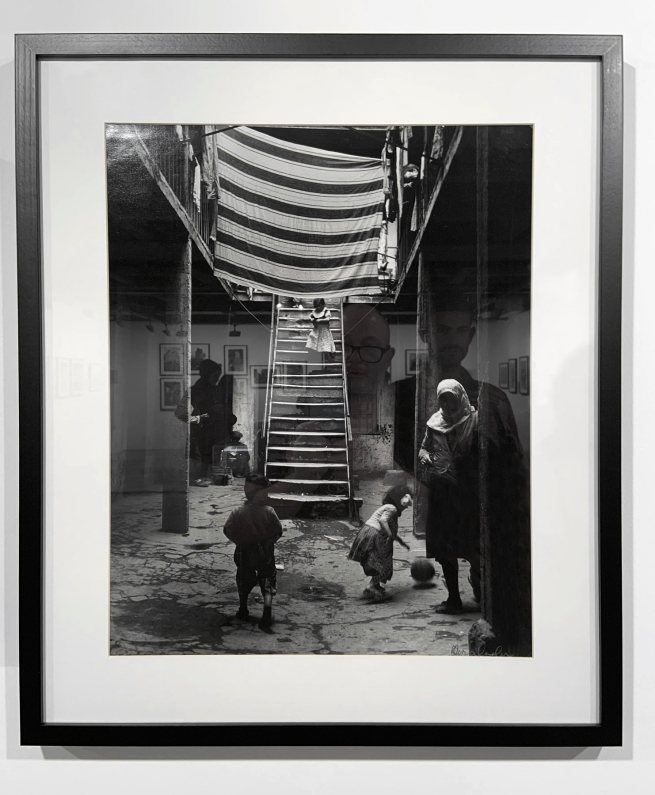 Ara Güler (Turkish, 1928-2018) 'Tophane' (installation view) 1954