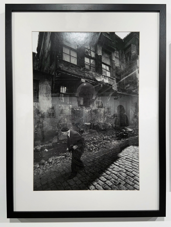 Ara Güler (Turkish, 1928-2018) 'Zeyrek' (installation view) 1974