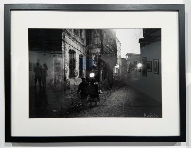 Ara Güler (Turkish, 1928-2018) 'Zeyrek' (installation view) 1960