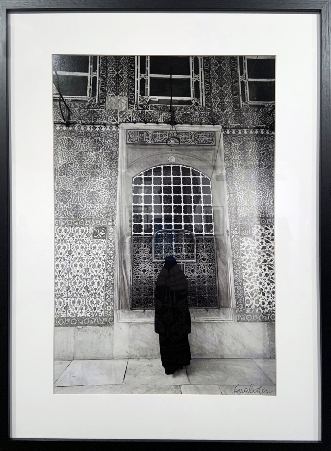 Ara Güler (Turkish, 1928-2018) 'Eyüp Sultan Camii [Eyüp Sultan Mosque]' (installation view) 1965