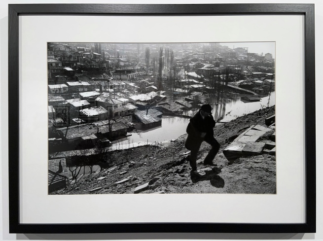 Ara Güler (Turkish, 1928-2018) 'Feriköy' (installation view) 1985
