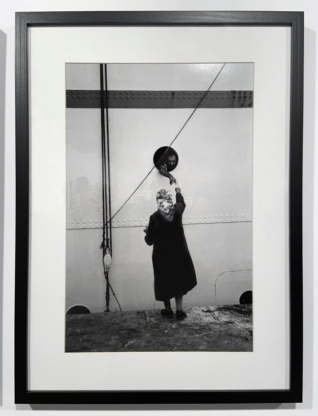 Ara Güler (Turkish, 1928-2018) 'Galata' (installation view) 1955