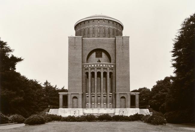 Holger Stumpf (b. 1953) 'Planetarium, Stadtpark' | 'city park Hamburg' 1979